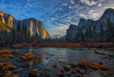 Yosemite National Park/California