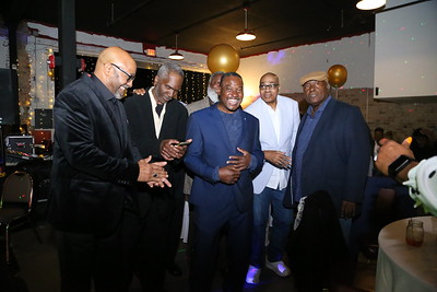 Willie Turner's Retirement Party