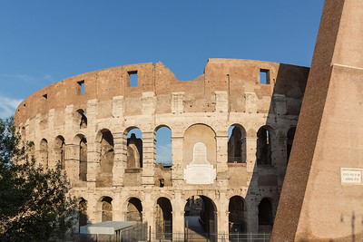 Colosseum, Roman Forum and the Palatine Hill