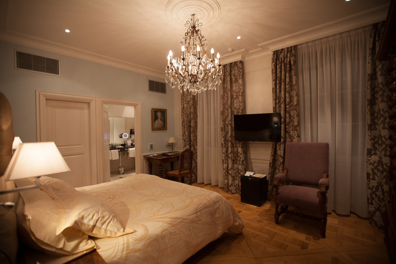Really charming new-ish Hotel Le Bouclier d'Or in Strasbourg.