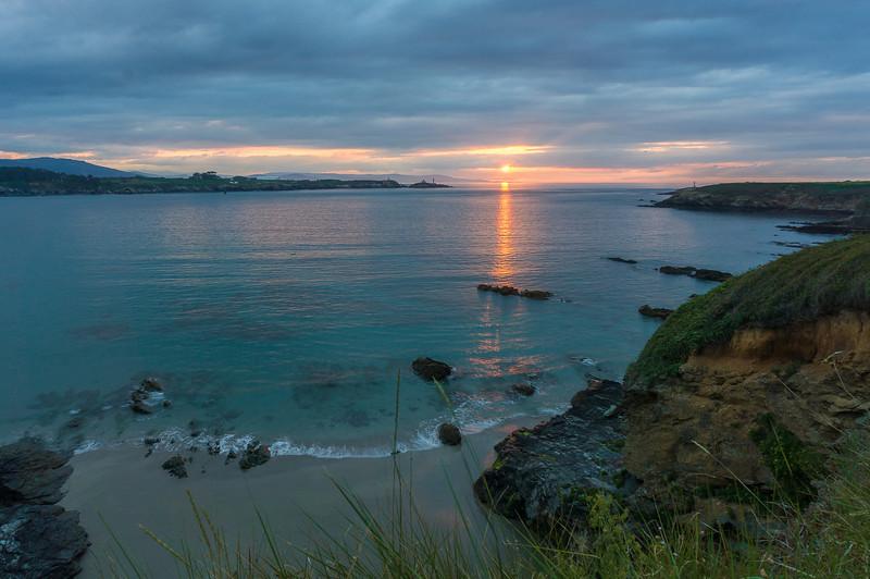 Sunset 2013 - Ribadeo
