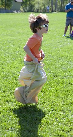 Bradford Field Day 091514 Kindergarten
