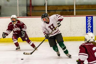 Hanover Girls Hockey Alumni Game 3013