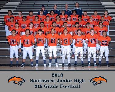 Southwest 9th Grade Football