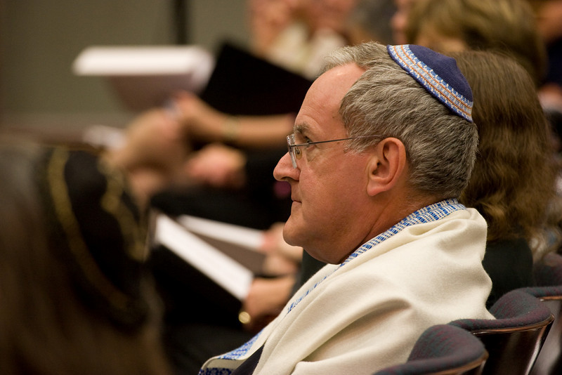 Larry Sidman -- Siyum HaTorah -- Beth El's Project 613: Writing a Torah