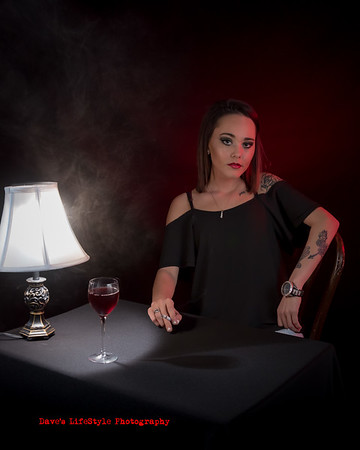 Keeliegh Newman-noir