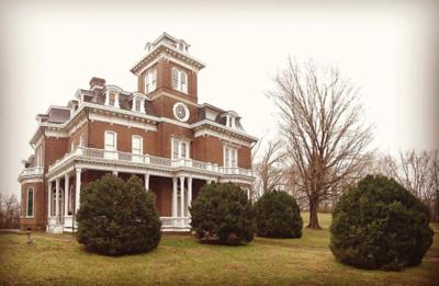 Glenmore Mansion - Morristown TN Photographer