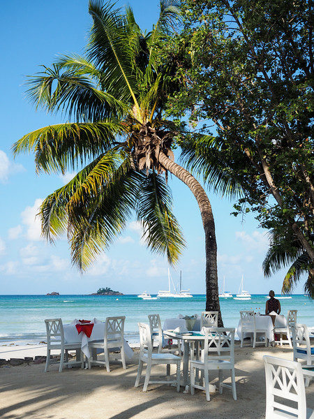 Paradise Sun Resort on Praslin Island