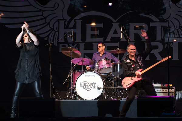 Heart By Heart - Snoqualmie Casino 2016