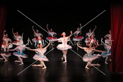 Paquita Dress Rehearsals