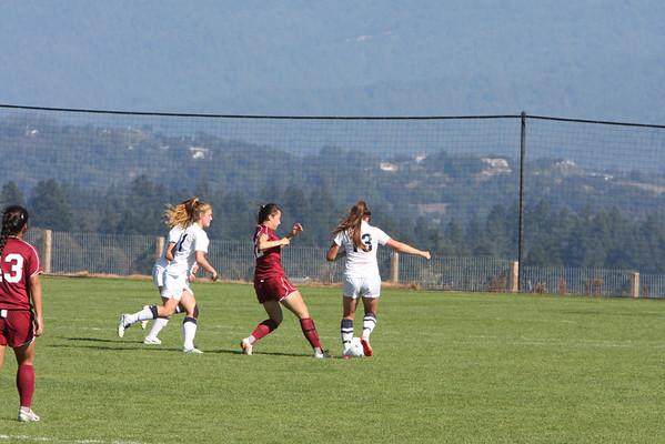 CMS Soccer v UCSC