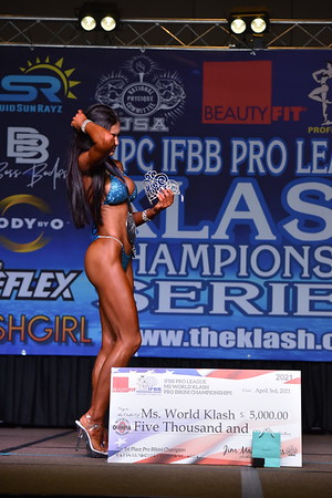 IFBB Bikini pro finals