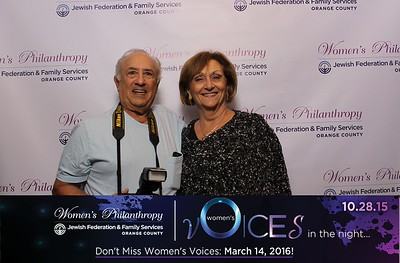 Women's Voices in The Night 2015