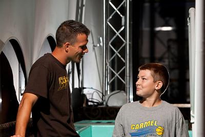 2009-08-16 - Baptism