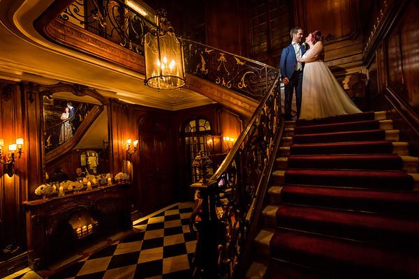 Aimee & Andrew's Savile Club Wedding