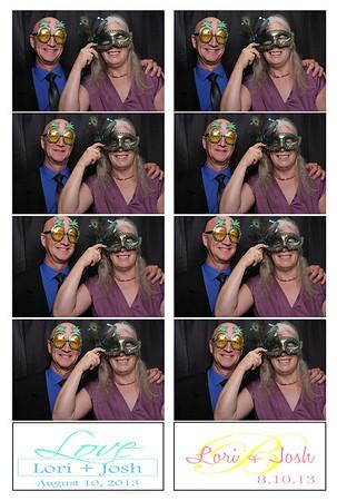 Lori and Josh's Wedding