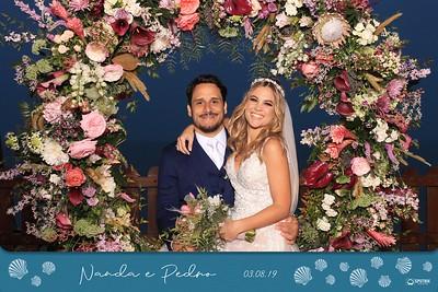 Nanda e Pedro