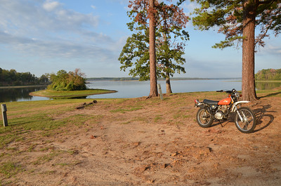 Lake O Pines Rally, East Texas September 2011