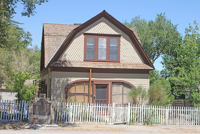 Mary Austin's Home