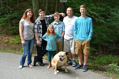 Frey Family 082116