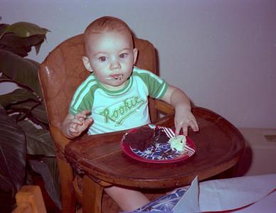 Paul's 1st Bday 1983 - Plus