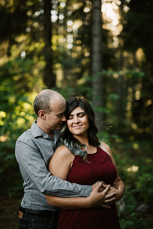 Scott + Sarah - Anniversary Photos