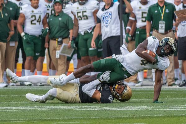 NCAA - Football - CU vs CSU - 20170901