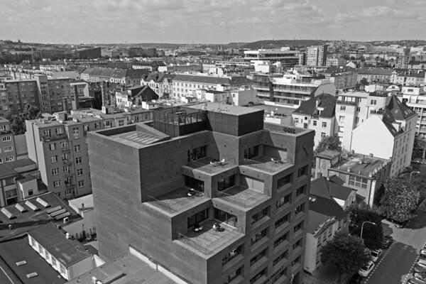 Radnice MČ Praha 7 - Bod Architekti