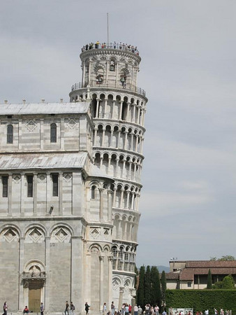 Florence and Pisa