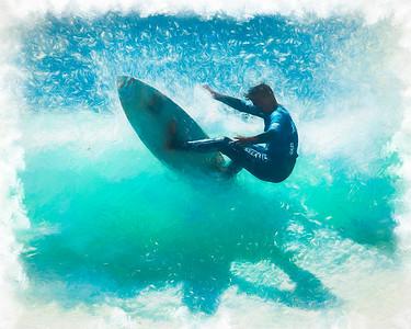 Surf Art 9079