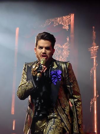 Queen + Adam Lambert, Houston, The Rhapsody Tour July 24, 2019