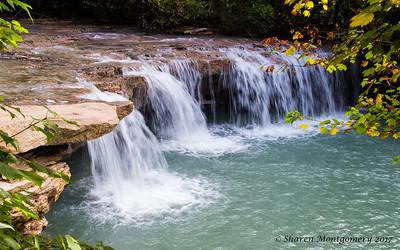 Blackwater Falls, Douglas Falls