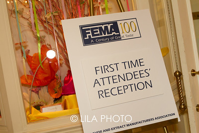 2013 - Day 1 - Welcome Reception