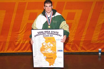 2006-02-18 Wrestling State Tourney