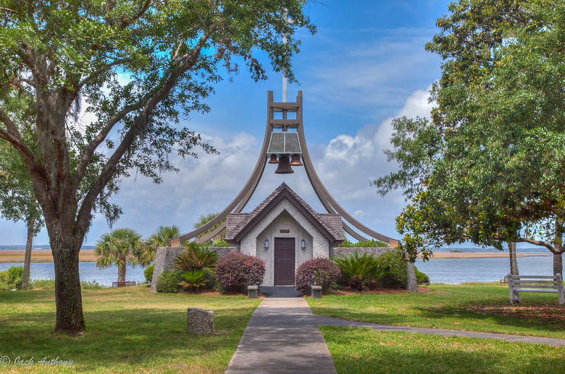 Chapel at Epworth by the Sea, St. Simon