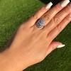 1.75ctw Edwardian Toi et Moi Old European Cut Diamond Ring  41