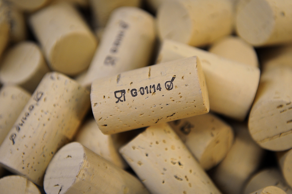 . Corks for sale at Home Beer, Wine and Cheesemaking Shop in Woodland Hills. (Photo by Michael Owen Baker/L.A. Daily News)