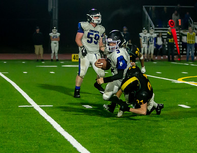 Game Set twelve: Football v Chimacum at Homecoming 2018
