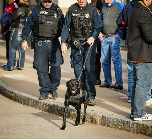 Cleveland Police - K9 Units