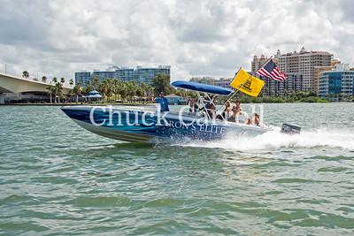 Sarasota Powerboat Grand Prix -Fun Run - June 26, 2015