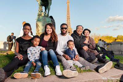 20171013 Family At Paris