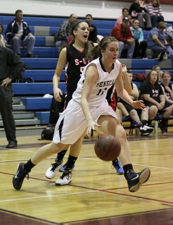 Watkins Girls Basketball 12-16-11