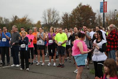Run MS 5K --  East Hartford  10-27-12  2