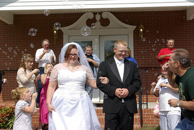 Matthew and Katrinas Wedding