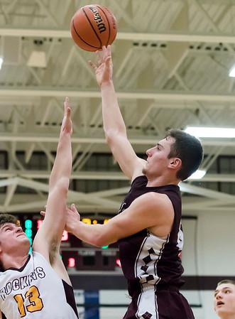20180126 - Boys basketball Richmond-Burton Ve. Marengo (SN)