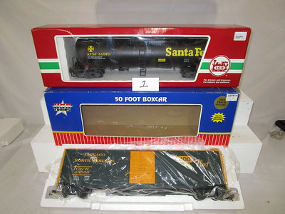 Colorado Toy Train Foundation Past Auction Galleries