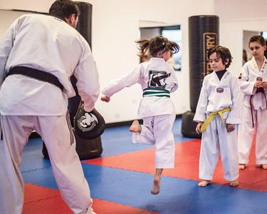 KH Kim Taekwondo-Plainfield Division-Training Photos