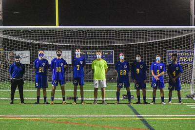 Boys Varsity Senior Night
