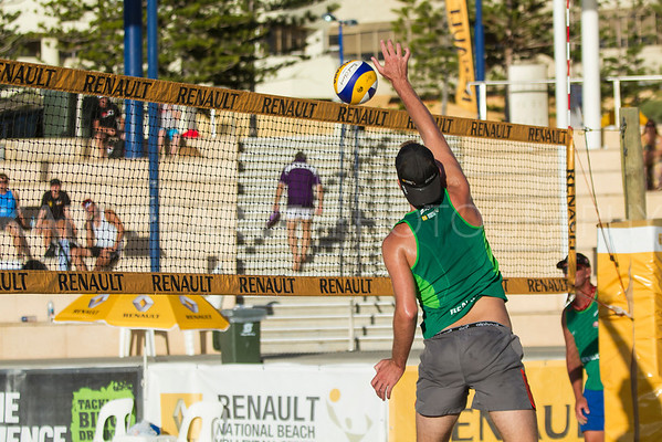 Renault National Beach Volleyball 2013 Round3 Day1