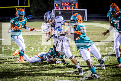 Westlake vs Huntingtown, Varsity 9-16-16